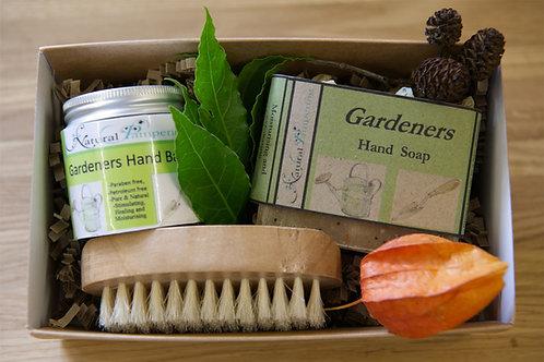 """Scrub me up"" Gardeners Gift Box"