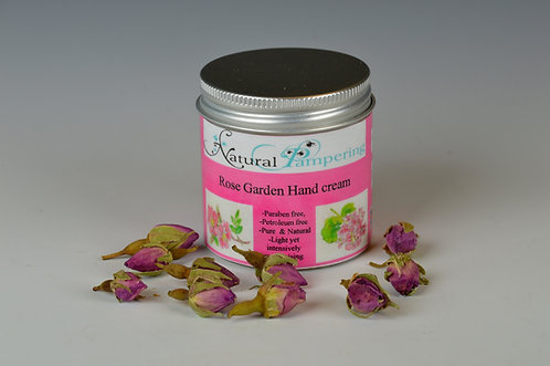 Rose Garden Light Hand Cream