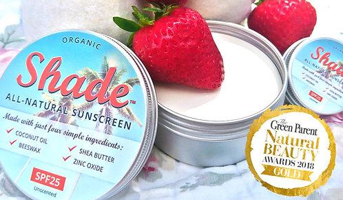 Shade All-Natural Sunscreen 100ml tin
