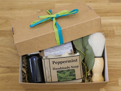 Male Shaving Gift Box Set