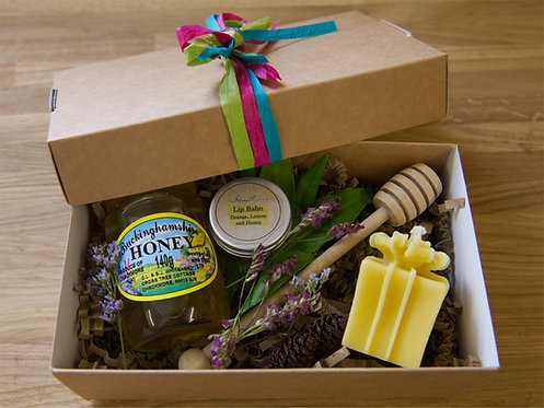 """""""Parcel from the bees"""" Gift Box"""