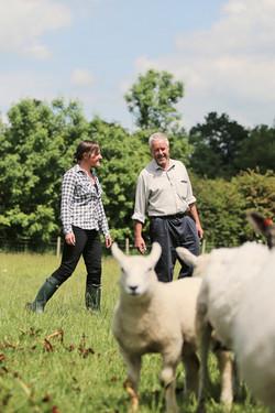 Me & my Dad & the Farm