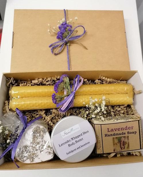 Lavender Gift Box 4