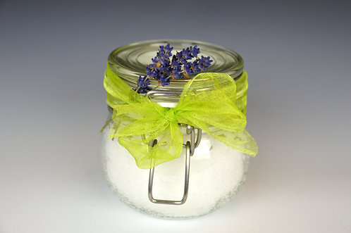 Lavender Bath Salts- in Kilner Jar