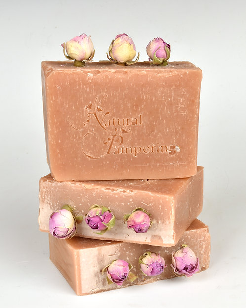 Geramium & Patchouli Soap