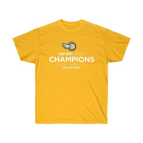 Hornets Futsal Unisex CCS Orlando '21 Limited Edition Adult T-Shirt