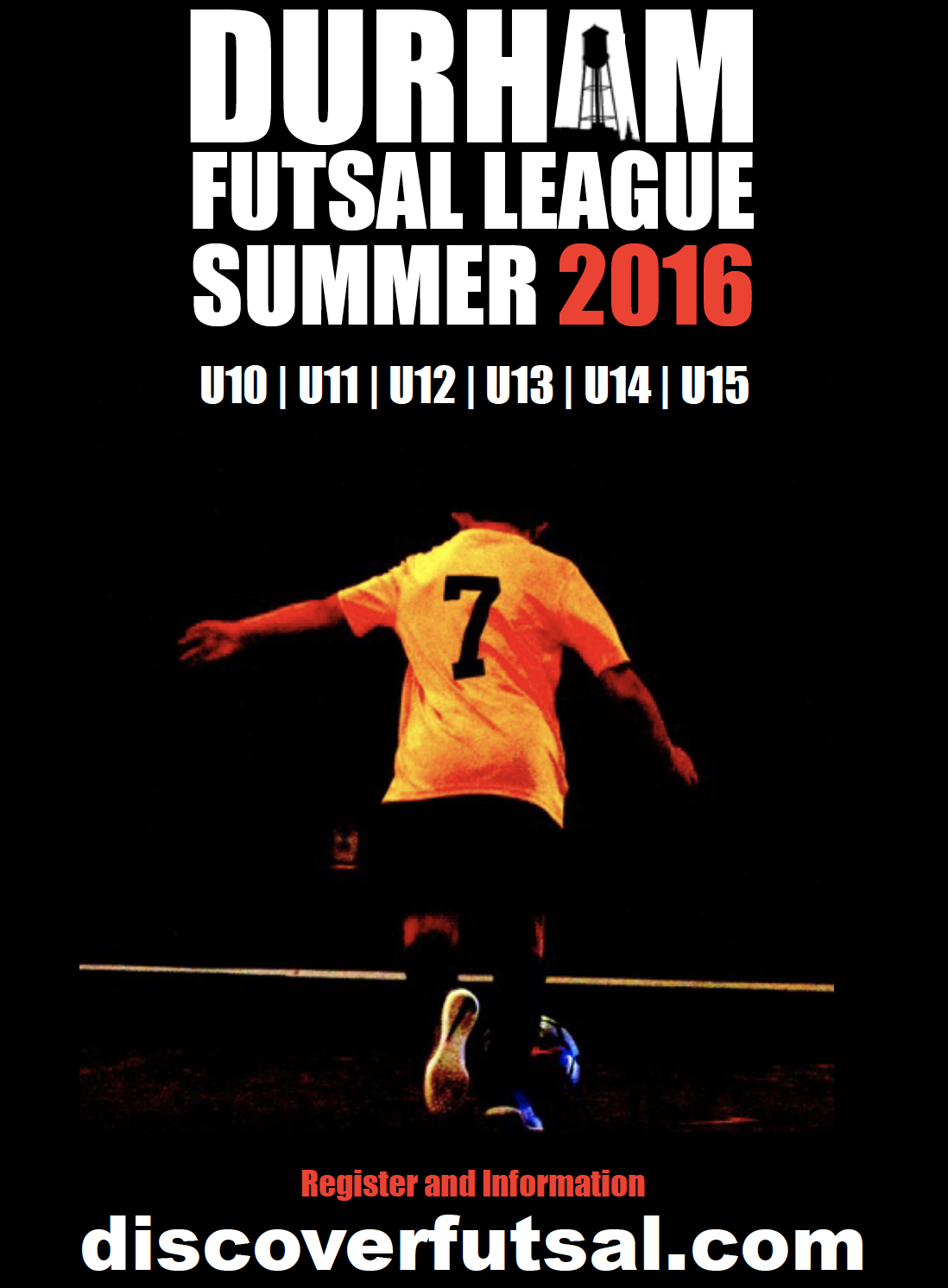 Durham Futsal League