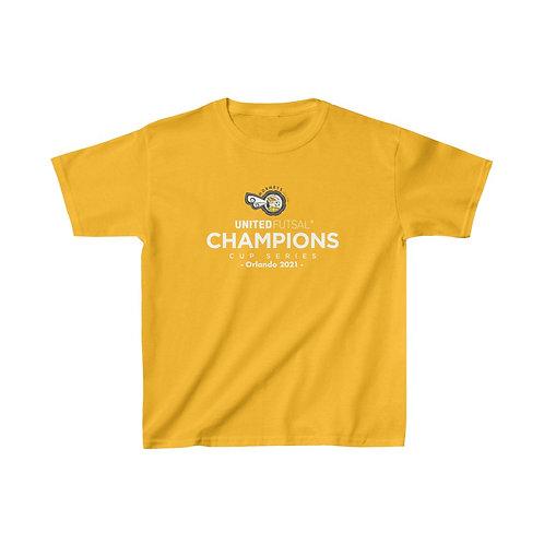 Hornets Futsal Unisex CCS Orlando '21 Limited Edition Youth T-Shirt