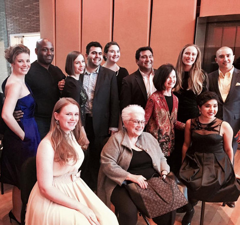 Marilyn Horne's The Song Continues at Carnegie Hall, January 2017