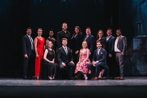 Ryan Opera Center Finals September 2017, 2018-19 Members  Photo by Jaclyn Simpson