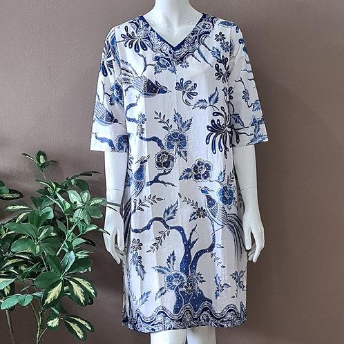 V Neck Dress - Size M