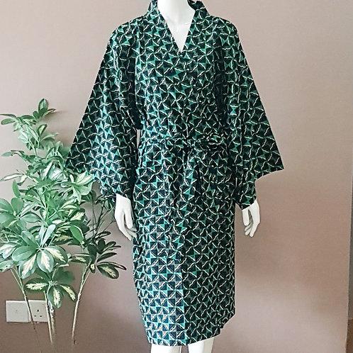 Batik Robe - Size XL