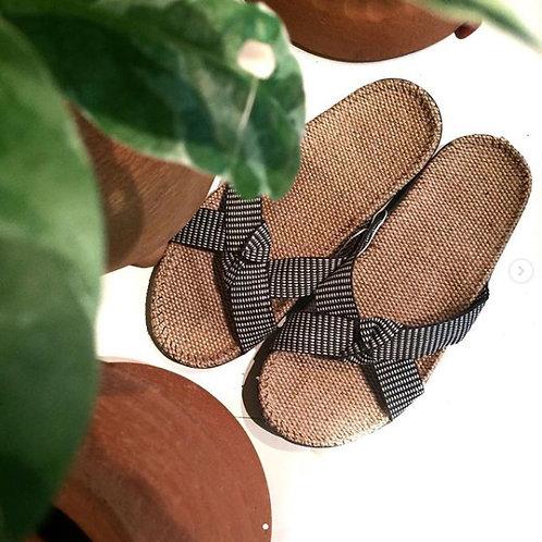 Anmako Batik Outdoor/Indoor Slippers