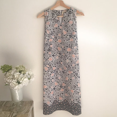 Sleeveless Knee Length Dress - Size S