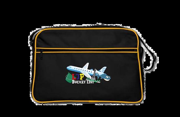 Retro Style LJP Bucket List Bag