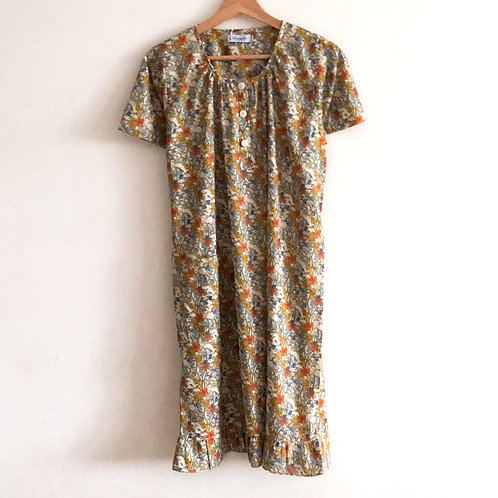 Anmako Classic Night Dress