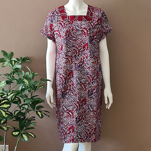 Square Neck Dress - Size M