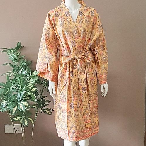 Batik Robe - Size M