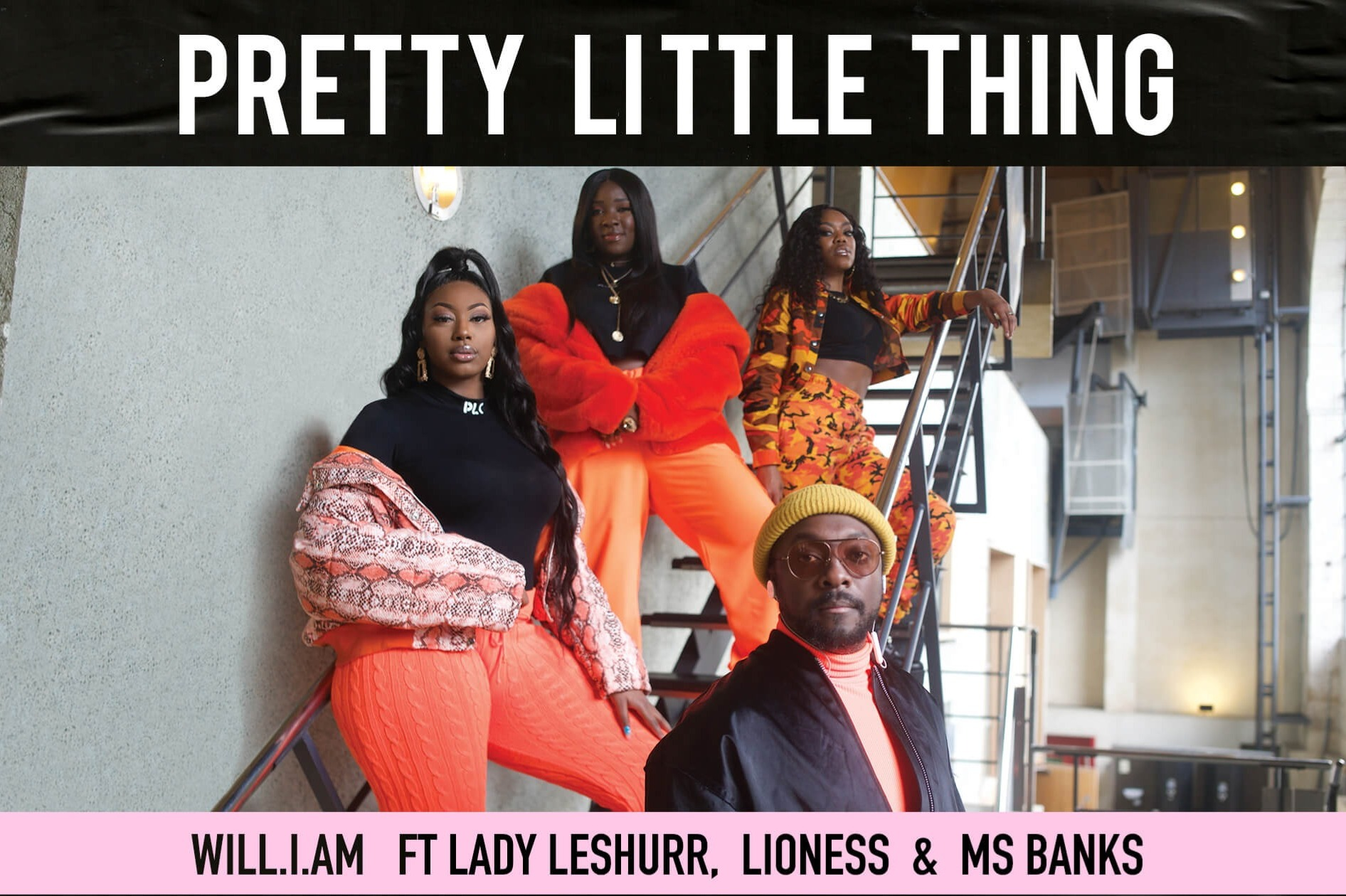 prettylittlething ft Ms Banks , Lioness,