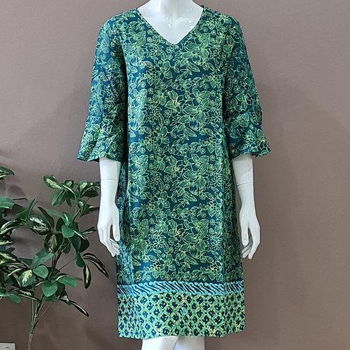 Flare Sleeve Dress - Size XL