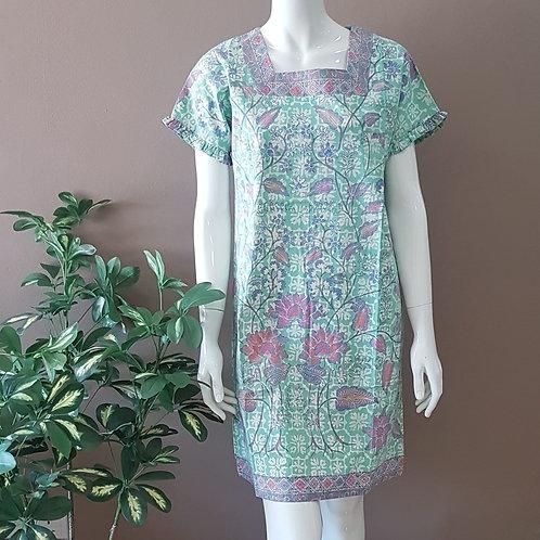 Square Neck Dress - Size S