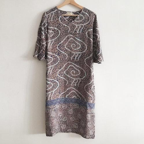 Flare Sleeve Dress - Size S, M