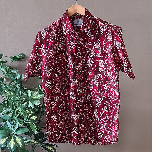 Men's Casual Shirt - Size L