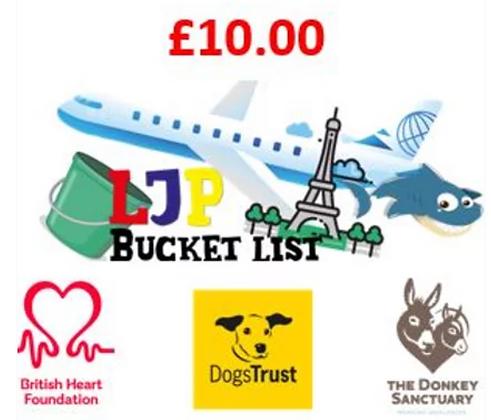 £10 Charity Donation