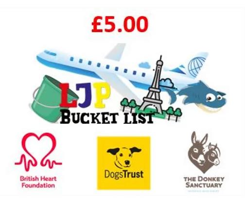 £5 Charity Donation