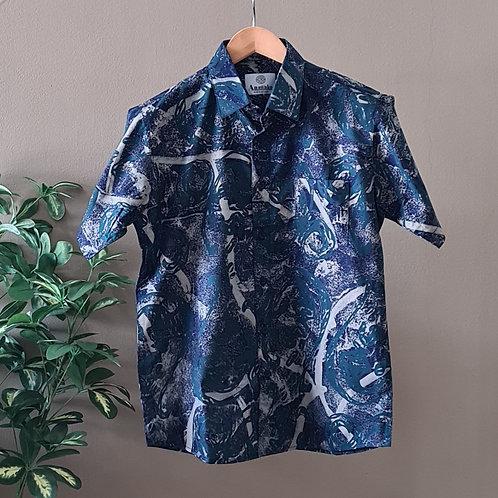 Men's Casual Shirt - Size M