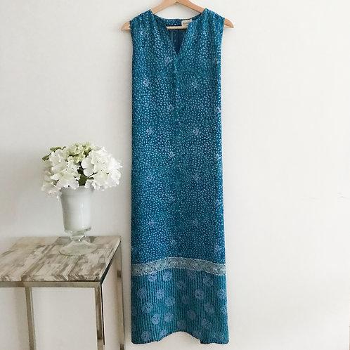 Sleeveless Maxi Dress - Size XL