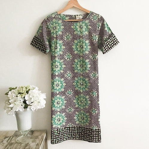 Flip Sleeve Dress - Size S