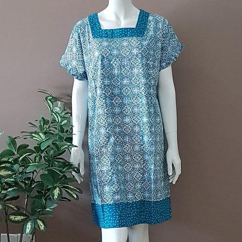 Square Neck Dress - Size L