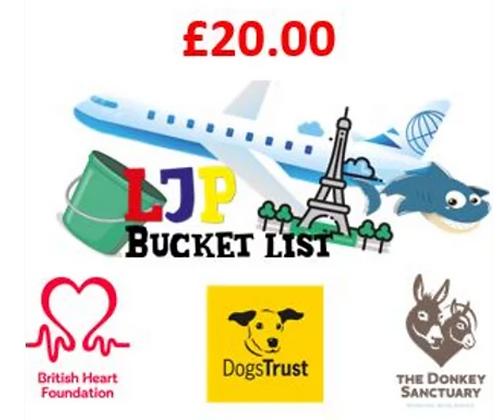 £20 Charity Donation