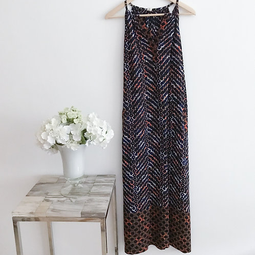 Sleeveless Maxi Dress - Size M