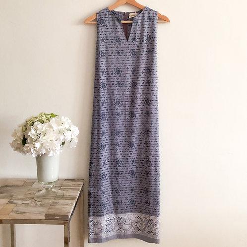 Sleeveless Maxi Dress - Size M