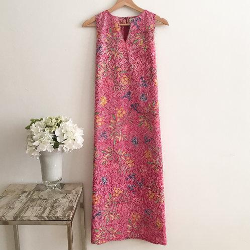 Sleeveless Maxi Dress - Size S