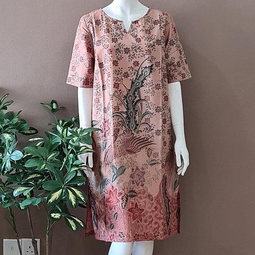 Classic Knee Length Dress - Size XL
