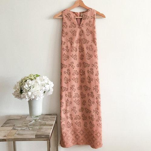 Sleeveless Maxi Dress - Size XS