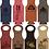 Thumbnail: Personalized Leatherette Wine Bag