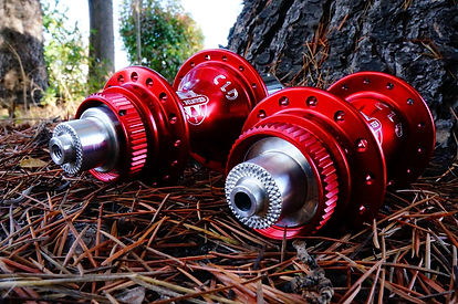 White Industries CLD Hubs