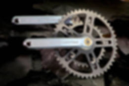 White Industries Road Cranks