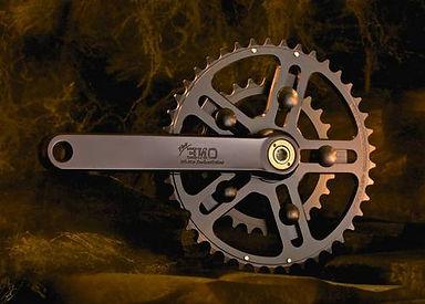 White Industries Mountain Bike Cranks