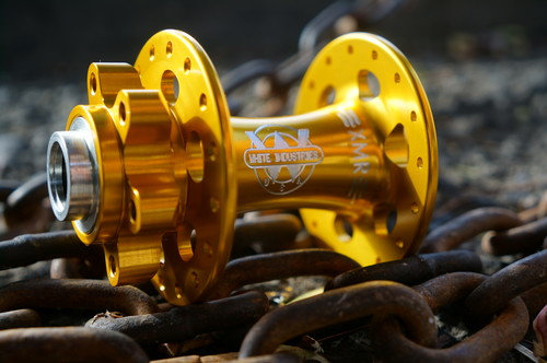 XMR Front Hubs - Anodized