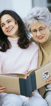 Home Care for Mom