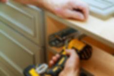 Adjusting fixing cabinet door hinge adju
