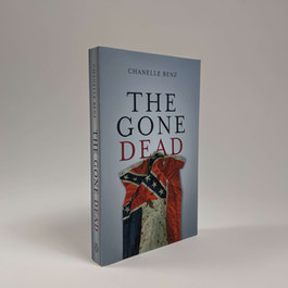 The Gone Dead Book Cover Design