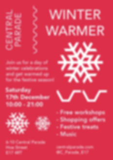 Central Parade Winter Events