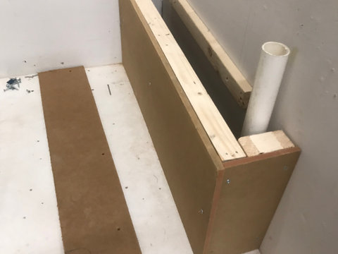 Bath Panel And Pipe Boxing Projects She Wood Joinery Ltd