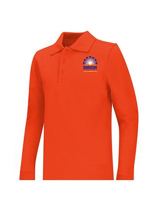 Long Sleeve-Orange